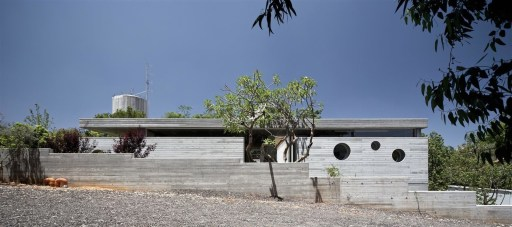 Contoh Rumah Beton