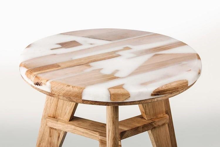 Vernish Epoxi pada Furniture Interior