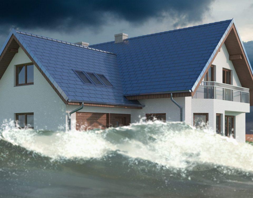 5 Tips Penting Ketika Rumah Kebanjiran