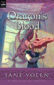 Dragon's Blood by Jane Yolen