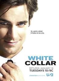 white colar