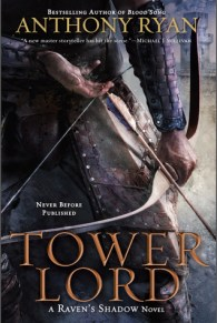 Tower Lord by Anthony Ryan