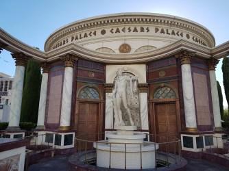 Ceasars Palace Außen