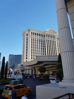 Ceasars Palace Auffahrt1