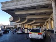 Ceasars Palace Auffahrt