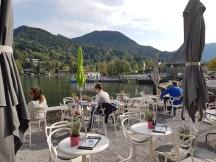 Kleines Kaffee in Rottach-Egern