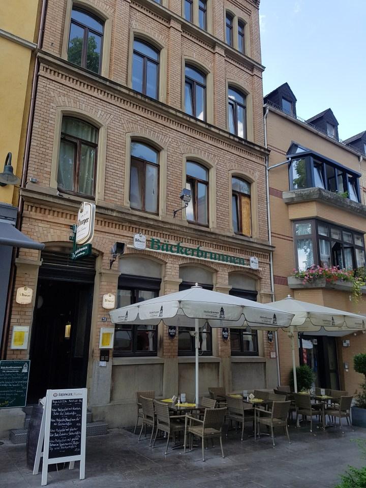 Bäckerbrunnen Grabenstraße