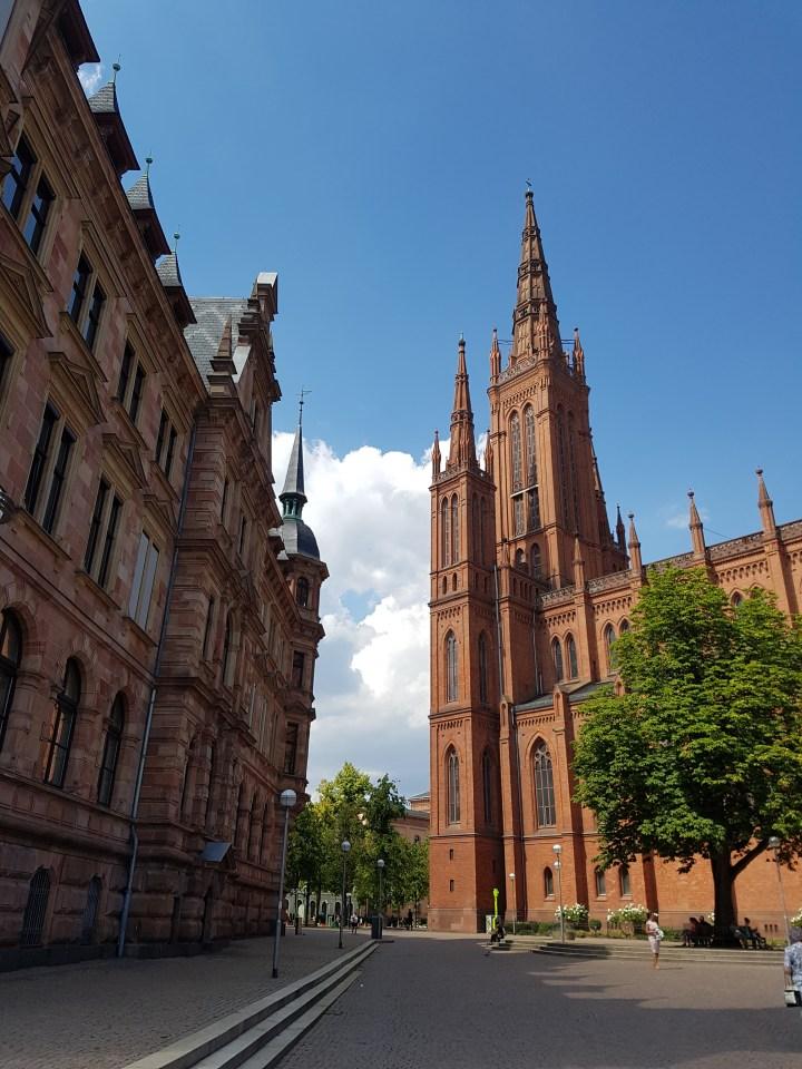 Wiesbaden – (m)eine große Liebe