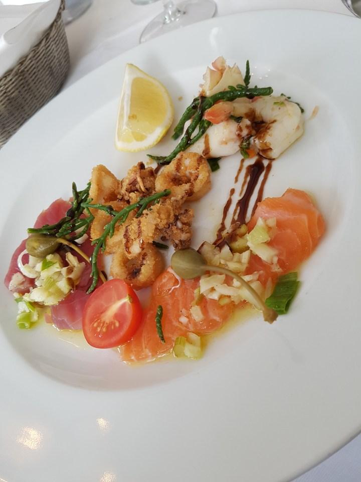 Italienischer Foodporn vom Feinsten