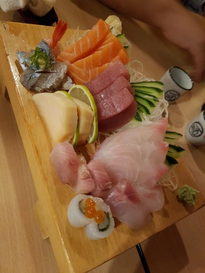 Sashimi Variationen