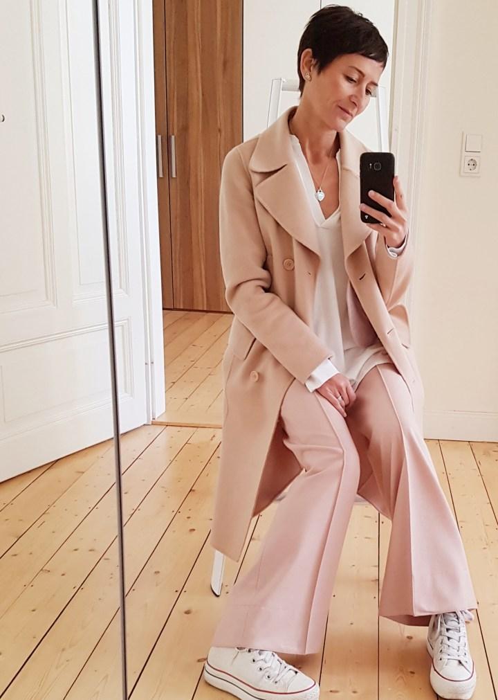 Wie style ich Marlenehosen, ohne die Dietrich zu sein?