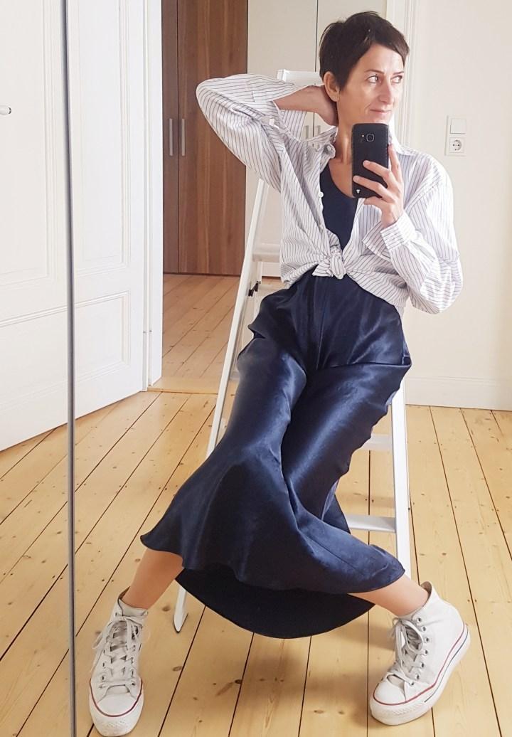 Neulich im Wäschehaus – Frauen am Rande des Nervenzusammenbruchs