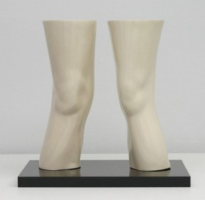 """London Knees"" by Claes Oldenburg, 1966"