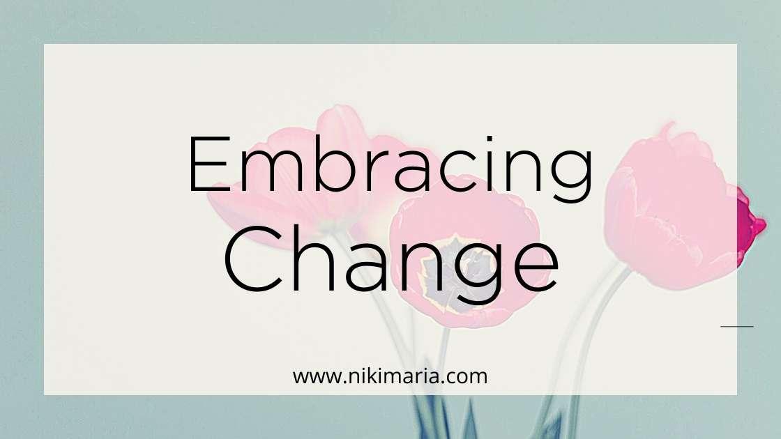 embracing unfamiliar