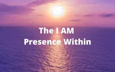 Allowing the I AM Presence Within