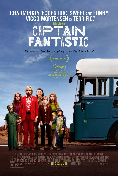 Sinopsis Film Captain Fantastic (2016)