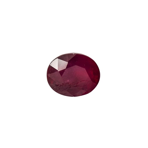 Ruby (Manik) - 5.20 carat from Africa