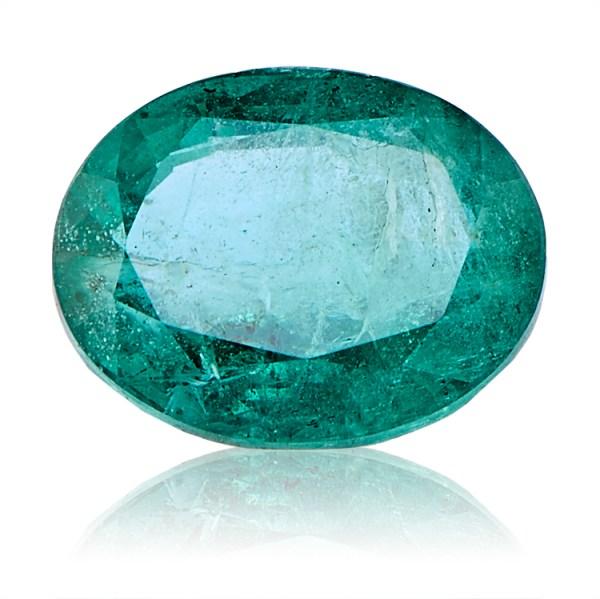 Emerald (Panna) - 4.8 carat from Africa