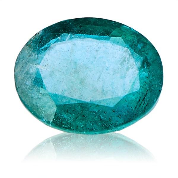 Emerald (Panna) - 4.3 carat from Africa