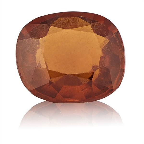 Gomed (Hessonite)  - 4.74 carat from Taiwan