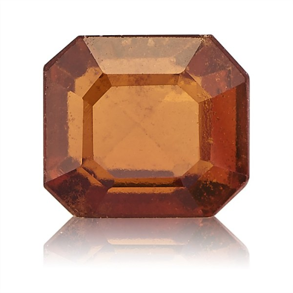 Gomed (Hessonite)  - 5.29 carat from Taiwan