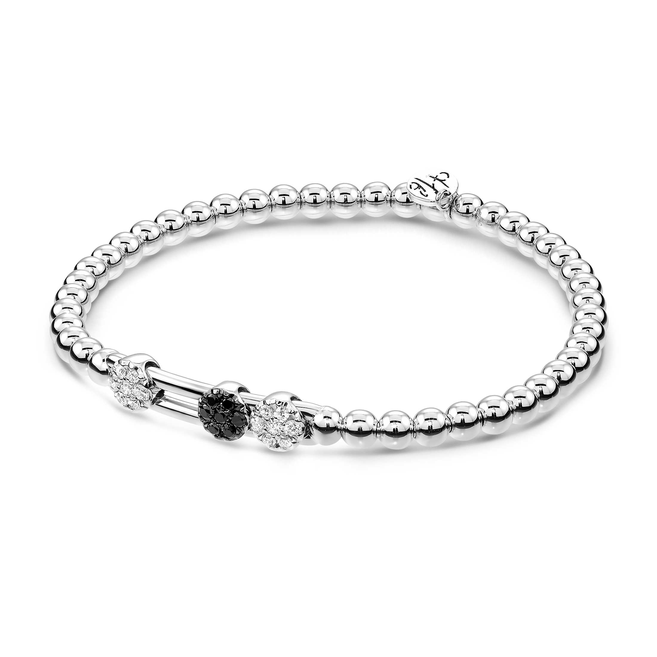 loupe bracelet demeulemeester img with heavy silver pure jewellery chain ann small
