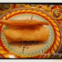What's for Dessert?  Apple Cinnamon Chimichangas