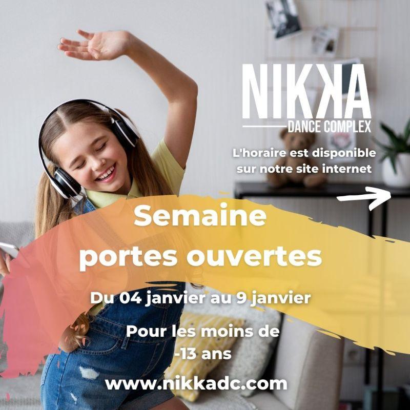 Portes ouvertes Nikka Dance Complex
