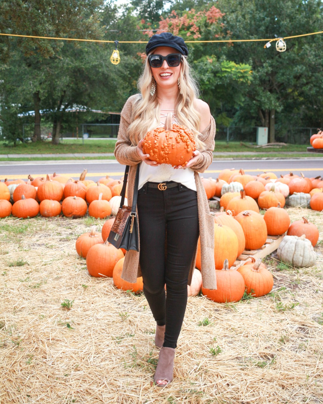 FALL STYLE PUMPKIN PATCH