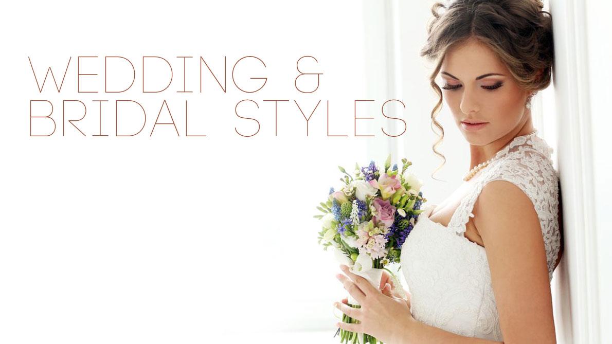 wedding bridal styles