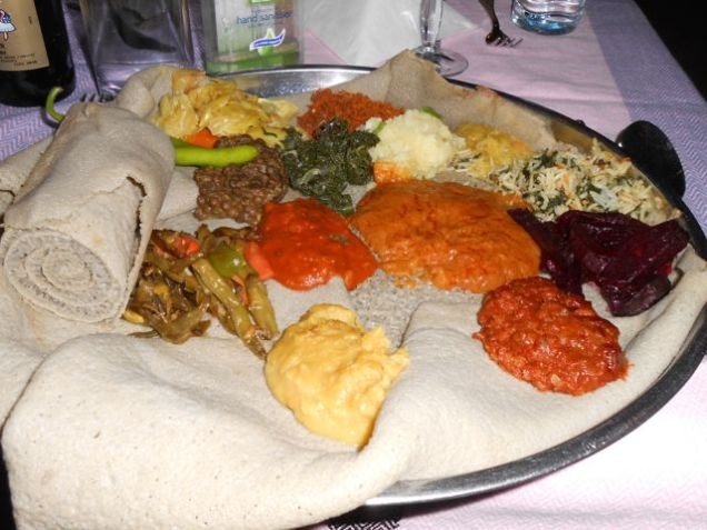 Typical meal