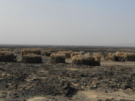 Desolate as can be