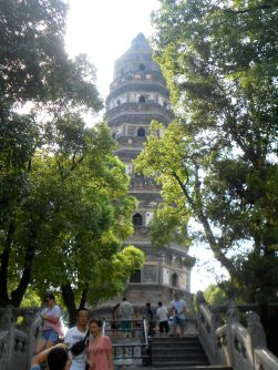 1000 year old pagodas