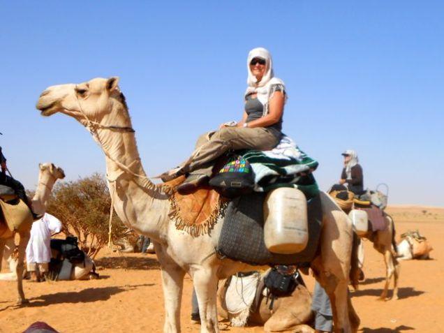 Camel mastery!