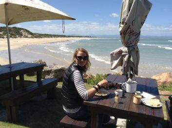 Great lunch at J-Bay