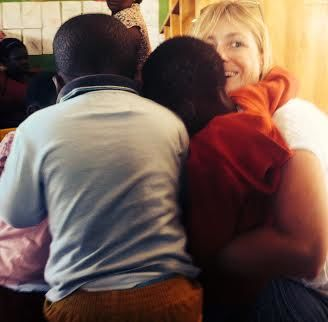 Kiddie love in the Townships