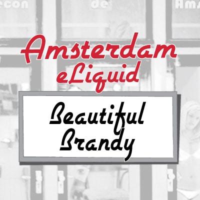 Amsterdam e-Liquid Beautiful Brandy