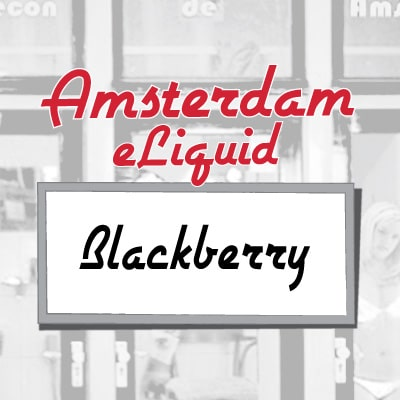 Amsterdam e-Liquid Blackberry