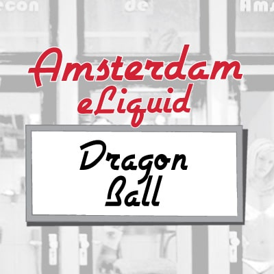 Amsterdam e-Liquid Dragon Ball