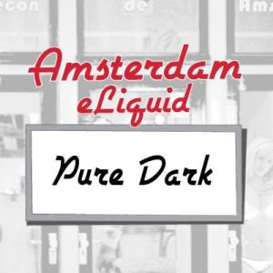 Amsterdam e-Liquid Pure Dark