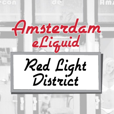 Amsterdam e-Liquid Red Light District