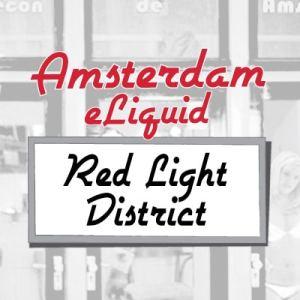 Amsterdam e-Liquid Red Light District