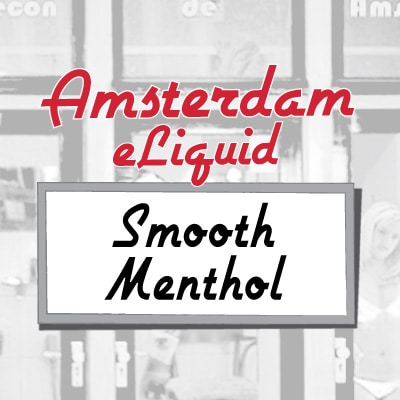 Amsterdam e-Liquid Smooth Menthol