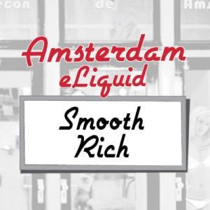 Amsterdam e-Liquid Smooth Rich