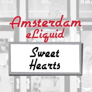 Amsterdam e-Liquid Sweet Hearts