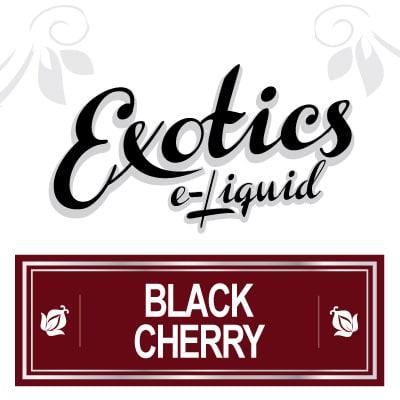 Exotics e-Liquid Black Cherry