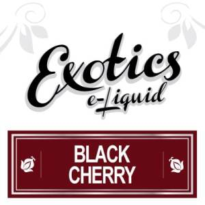 Exotics e-Liquid Black Cherry