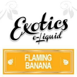 Exotics e-Liquid Flaming Banana