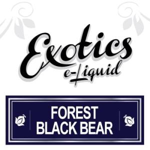 Exotics e-Liquid Forest Black Bear