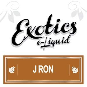 Exotics e-Liquid J Ron
